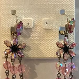 NWT Sorrelli Leverback Earrings